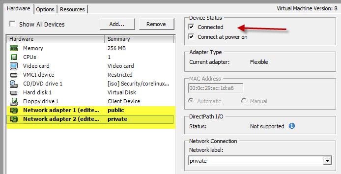 Installing DDWRT Router in VMWARE ESXi | www apolonio com