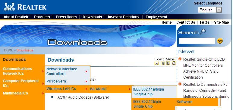 Install the Wifi USB RTL8192cu on CentOS 5 | www apolonio com