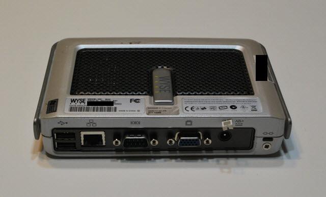 9-pin serial